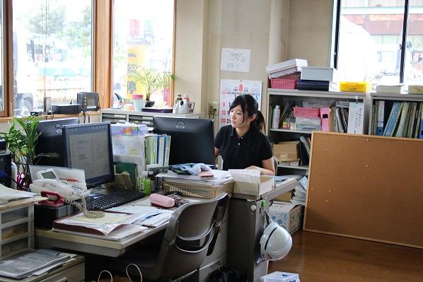 女性の活躍について|荒川産業グループ